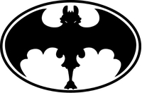 Toothless Decal / Sticker 01