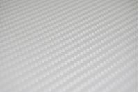 Ultimate White Carbon Fiber