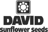 David Sunflower Seeds Decal / Sticker