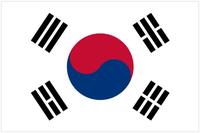 South Korean Flag Decal / Sticker