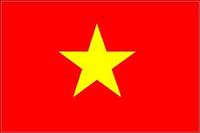 Vietnamese Flag Decal / Sticker