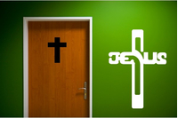 RELIGIOUS WALL DECALS and RELIGIOUS WALL STICKERS