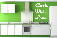 CUSTOM LETTERING WALL DECALS and CUSTOM LETTERING WALL STICKERS