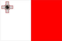 Malta Flag Decal / Sticker