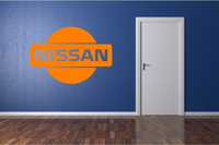 NISSAN WALL DECALS and NISSAN WALL STICKERS