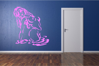 SEXY WALL DECALS and SEXY WALL STICKERS