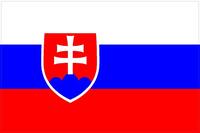 Slovakia Flag Decal / Sticker