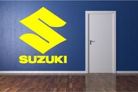 SUZUKI WALL DECALS and SUZUKI WALL STICKERS