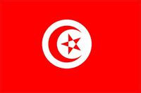 Tunisia Flag Decal / Sticker