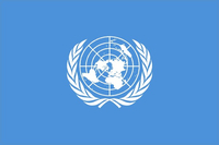 United Nations Flag Decal / Sticker