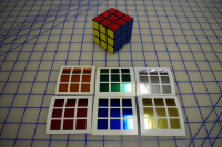 CUSTOM RUBIK'S CUBE REPLACEMENT DECALS and STICKERS