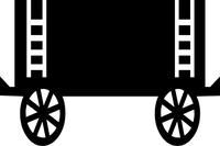 Train Decal / Sticker 11
