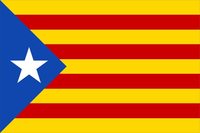 Estelada Flag Decal / Sticker 01