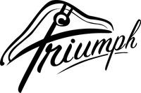 Triumph Decal / Sticker 50