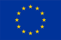 Europe Flag Decal / Sticker 01