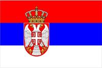 Serbia Flag Decal / Sticker