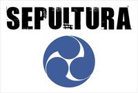 Sepultura Decal / Sticker 09