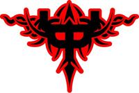 Judas Priest Decal / Sticker 06