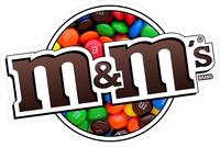 M&M Decal / Sticker 25