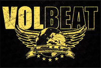 VOLBEAT Decal / Sticker 12