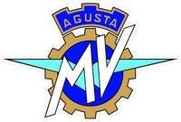 MV Augusta Decal / Sticker 07