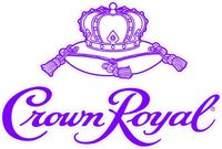 Crown Royal Decal / Sticker 04