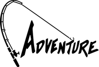 Adventure Lund Boats Decal / Sticker 05