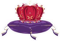 Crown Royal Decal / Sticker 05