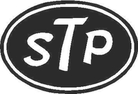 STP Decal / Sticker 02