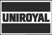 Uniroyal Decal / Sticker 02