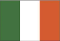 Ireland Flag Decal / Sticker