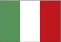 Italian Flag Decal / Sticker