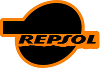 Repsol Decal / Sticker 04