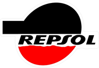 Repsol Decal / Sticker 05