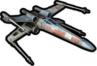 X-Wing Starfighter Decal / Sticker 05