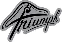 Triumph Decal / Sticker 51
