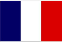 France Flag Decal / Sticker
