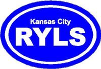 Kansas City Royals Oval Decal / Sticker