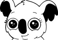 Reginald Koala Decal / Sticker 01