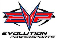 Evolution Powersports Decal / Sticker 04