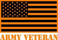 Army Veteran Decal / Sticker 01