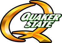 Quaker State Decal / Sticker 03