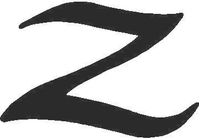 Zildjian Decal / Sticker 02