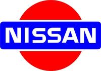 Nissan Logo Decal / Sticker 04