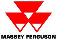 Massey Ferguson Decal / Sticker 01