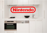 VIDEO GAME WALL DECALS and VIDEO GAME WALL STICKERS