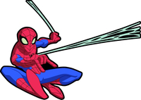 Spiderman Decal / Sticker 13