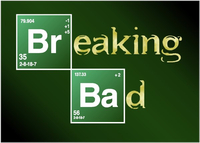 Breaking Bad Decal / Sticker