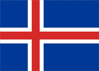 Iceland Flag Decal / Sticker