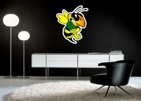 MASCOT WALL DECALS and MASCOT WALL STICKERS